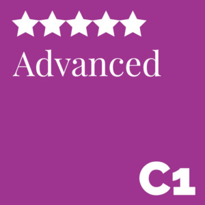 Advanced C1 Course